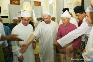 Sultan dan Ulama'